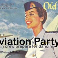 Aviation Party  cabin crew prepare for dancing  Old City