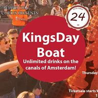 KingsDay Boat