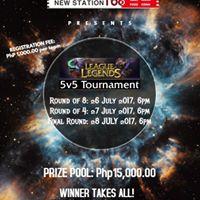 LOL 5v5 Tournament