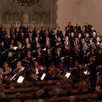 Cciliaforeningen synger a cappella (MiSKs kirkefestdager 2017)