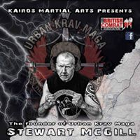 Urban Krav Maga Seminar with Stewart McGill