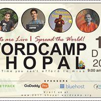 Wordcamp Bhopal
