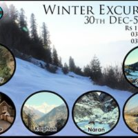 Winter Excursion To Shogran Kashmir And snowy Murree