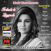 Humera Channa Live in concert in New York