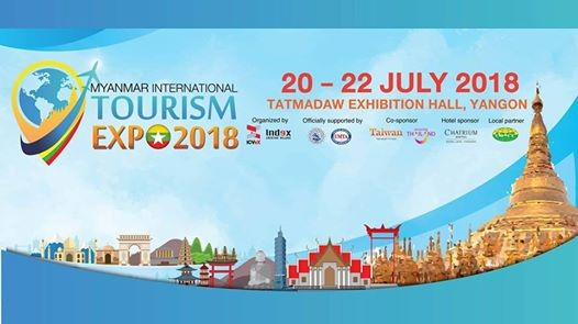 Image result for international tourism expo myanmar