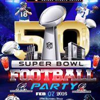 San Antonio Super Bowl Party at Fatsos