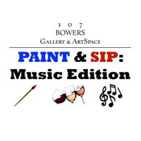 Paint &amp Sip Music Edition