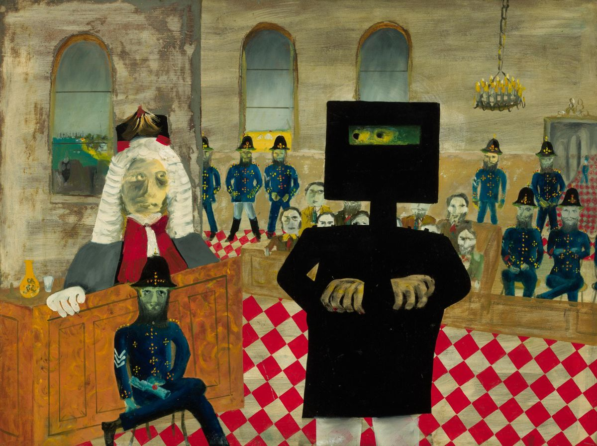 Educators previewSidney Nolans Ned Kelly series