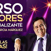Curso de atores com Roberto Garcia Mrquez
