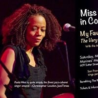 Miss Paula West in Concert