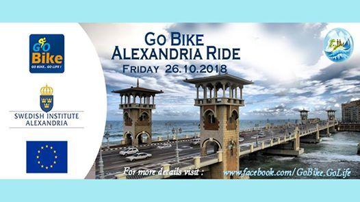 Go Bike Alexandria Ride  Facing Climate Change