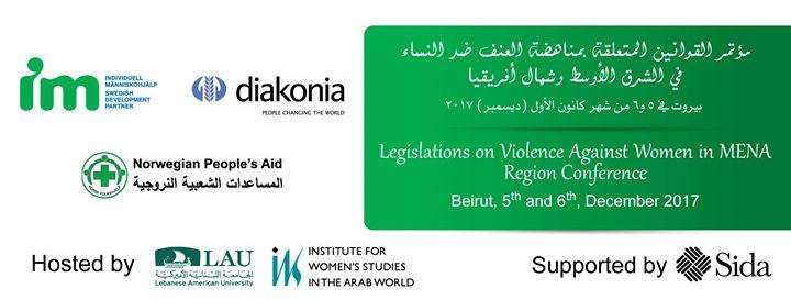 Legislations on Violence Against Women in MENA Region