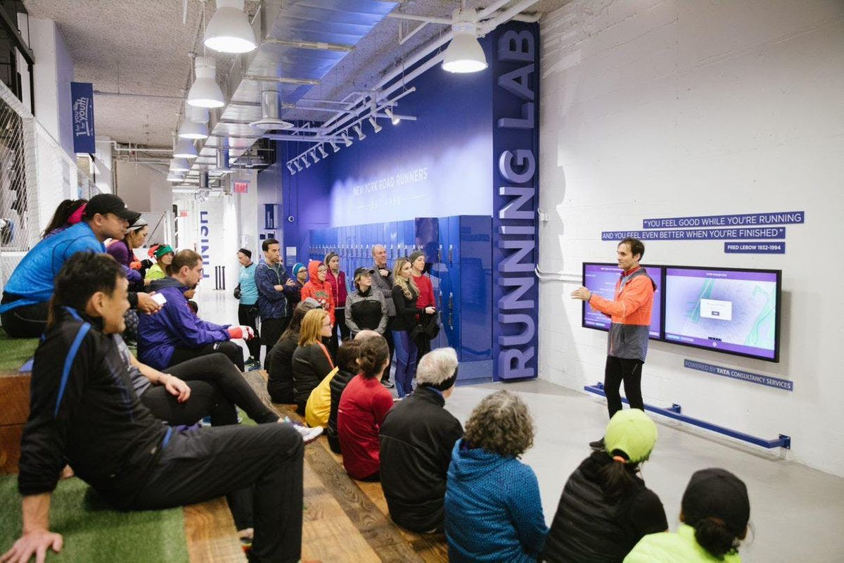United Airlines NYC Half Post-Race Chat with NYRR Coaches