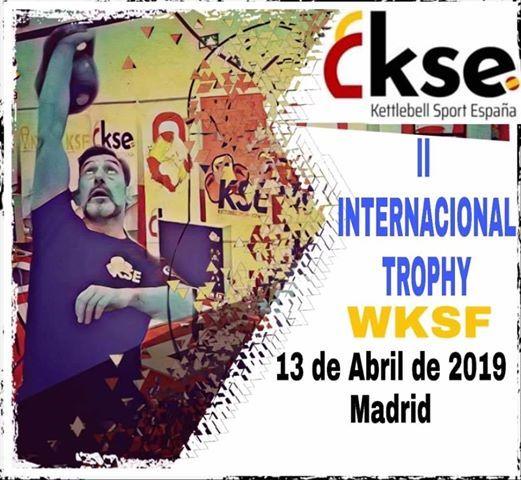 International WKSF Trophy