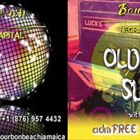 Old School Sundays  Bourbon Beach