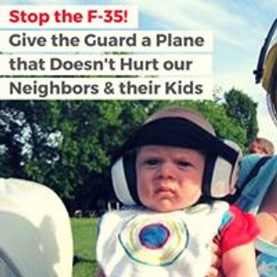 Save Our Skies / Stop the F-35 From Coming To Vermont