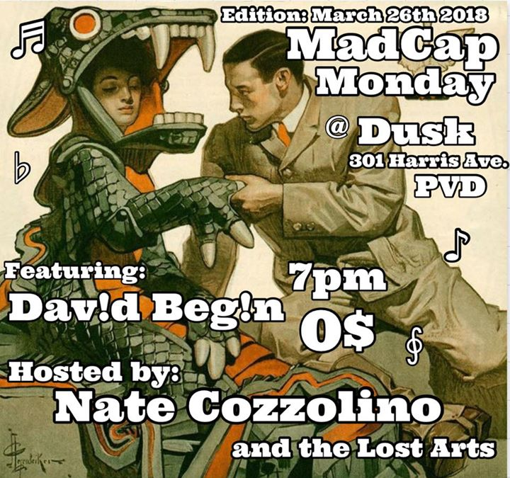 MadCap Monday featuring Davd Begn