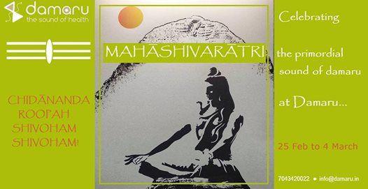 Mahashivaratri - Invoke and Align with the AdiYogi within you