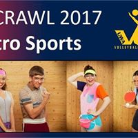 Pub Crawl 2017 (Retro Sports)