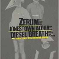 DIY FEST WARM UP SHOW  Zerum Diesel Breath &amp Jonestown Aloha