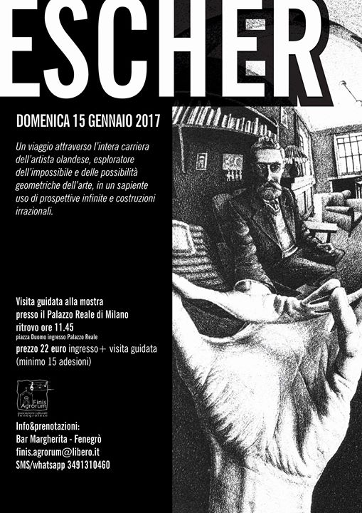 Escher - Visita guidata alla mostra