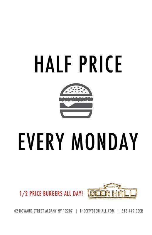 Half Price Burgers