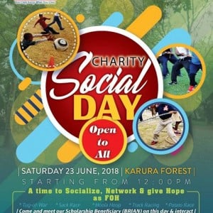 Charity Social Day