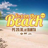 Sx On The Beach K18 - PE 20.10. at Ranta