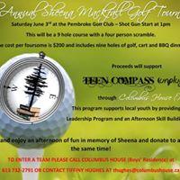 11th Annual Sheena Mackfall Memorial Golf Tournament