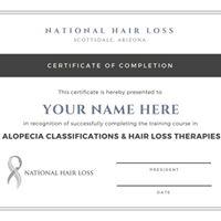 Alopecia Training