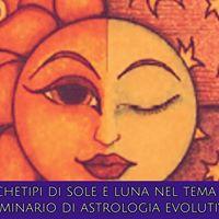 Simbologia ed Archetipi di Sole e Luna nel tuo tema natale