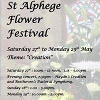 St Alphege Flower Festival