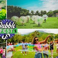 Bubble Fest Uberlndia - 19 de Maro