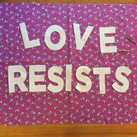 Protest Banner Making Workshop w Aram and Lisa