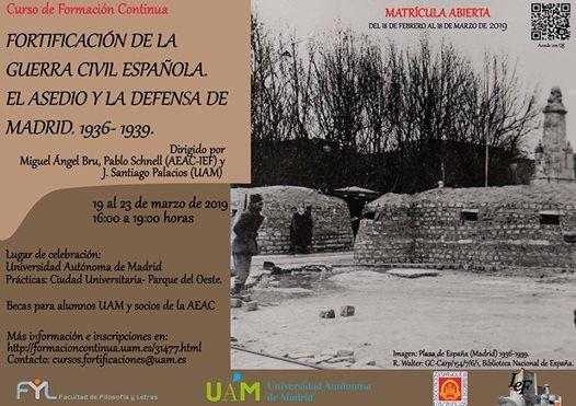 Curso GCE el asedio y la defensa de Madrid