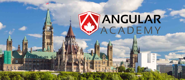 Angular Academy Ottawa (intensive technical workshop)