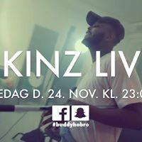 Skinz LIVE p Buddy Holly &lt3