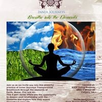 Transpersonal Breathwork-Breathe into the Elements Sept 12 7pm