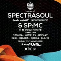 DnB Kitchen presents SpectraSoul & SPMC