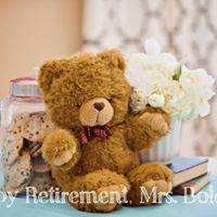Happy Retirement Mrs. Boland