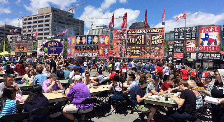 Ribfest Southshore Montreal Ribfest & Family Day Weekend