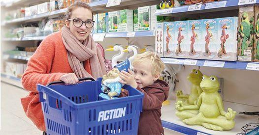 Neuerffnung Action Bayreuth