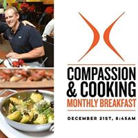 Compassion &amp Cooking Monthly Breakfast