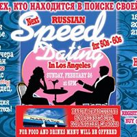 Russian Speed Dating In Los Angeles 50s-60s