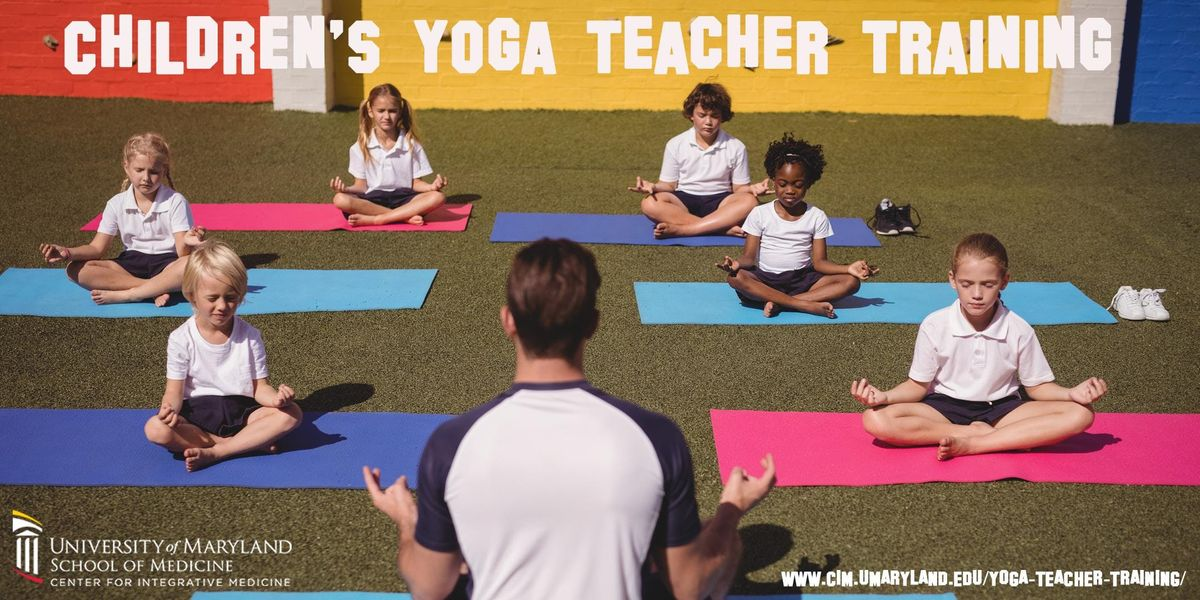 2019 Childrens Yoga Teacher Training