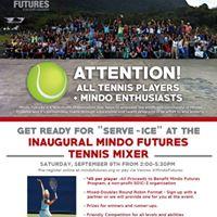 Mindo Futures Tennis Mixer