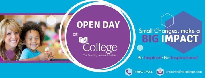 Teaching Assistant College Open Day