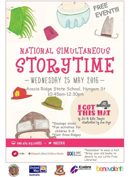 national simultaneous storytime - photo #21