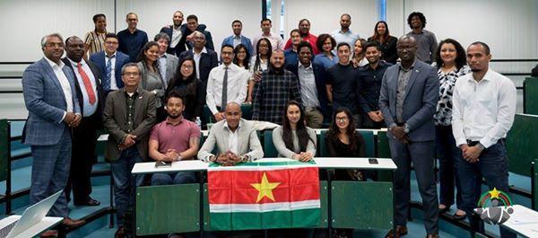 Diaspora Insights 2019 Ondernemerschap als kerncompetentie