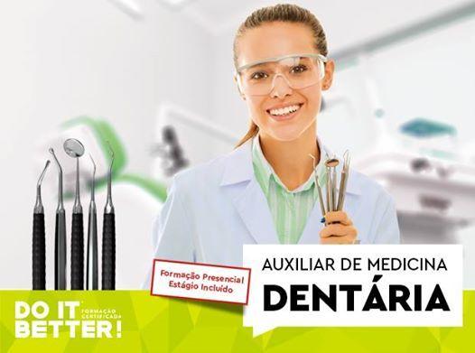 Curso Tcnico Auxiliar de Medicina Dentria